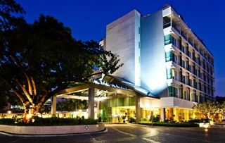 De exotische eilanden van thailand for Exotische hotels