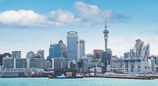 Auckland aansluiting bars